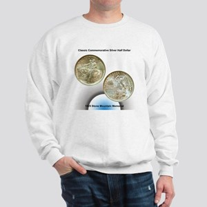 Stone Mountain Memorial Half Dollar Coi Sweatshirt