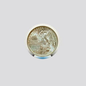 Stone Mountain Memorial Half Dollar Co Mini Button