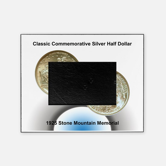 stone mountain memorial half dollar picture frame - Dollar General Picture Frames
