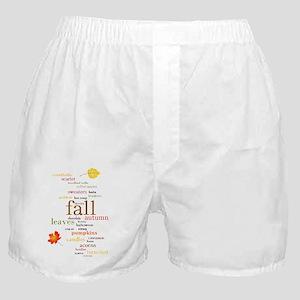 Fall Dreams Boxer Shorts