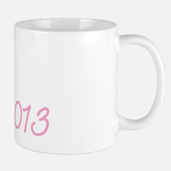 New Mommy Est 2013 Mug
