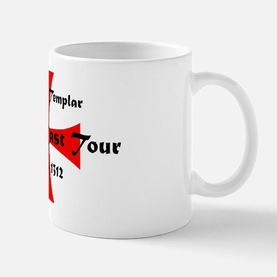 Knights Templar world Tour Mug