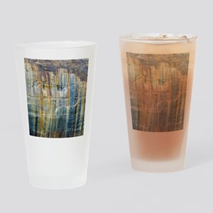 Pictured Rocks National Lake Shore Drinking Glass