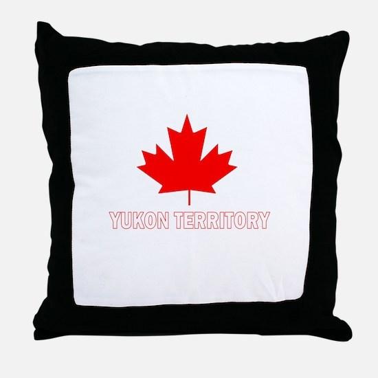 Yukon Territory Throw Pillow