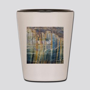 Pictured Rocks National Lake Shore Shot Glass