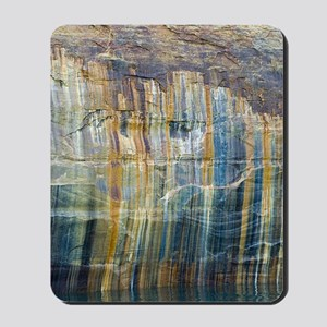 Pictured Rocks National Lake Shore Mousepad