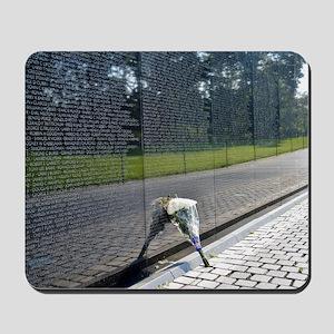 Vietnam Memorial Mousepad