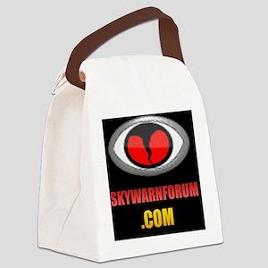 Got Skywarn? Canvas Lunch Bag