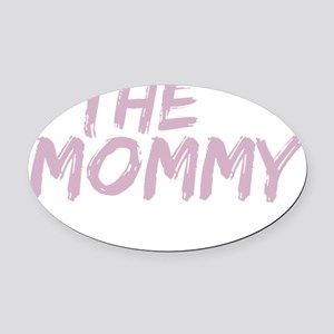 The Mommy Est 2013 Oval Car Magnet
