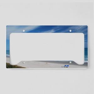 Melbourne Beach License Plate Holder