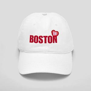 My heart is in Boston Cap