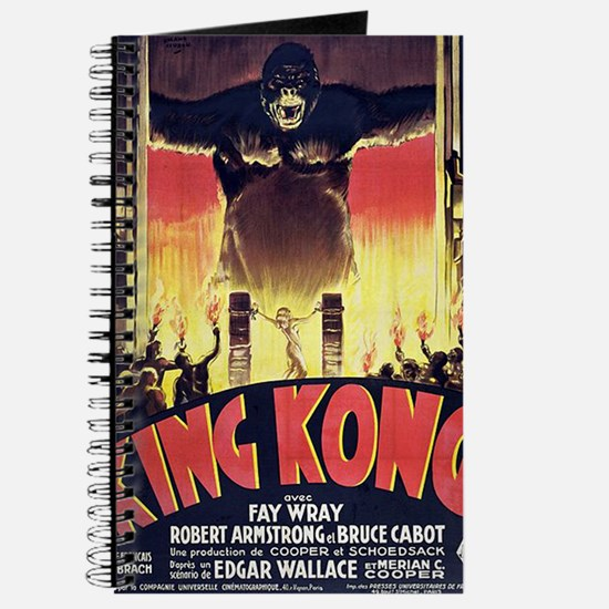 King Kong 1933 French poster Journal