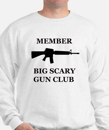 Big Scary Gun Club Jumper