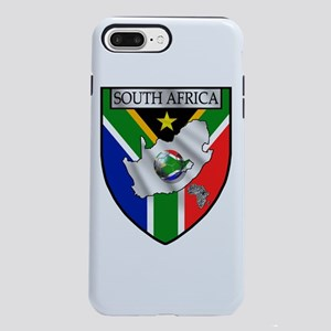 South African Soccer iPhone 7 Plus Tough Case