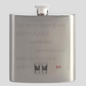 Believe in Us Flask