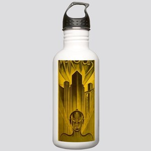 Metropolis 1927 Movie  Stainless Water Bottle 1.0L