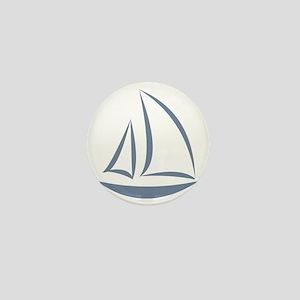 segeln Mini Button