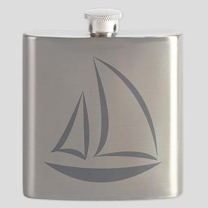 segeln Flask