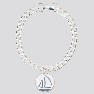 segeln Charm Bracelet, One Charm
