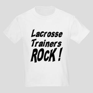 Lacrosse Trainers Rock ! Kids Light T-Shirt
