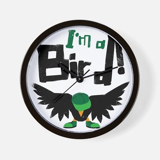 Im A Bird Wall Clock