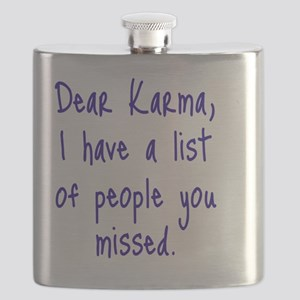 Karma List Flask