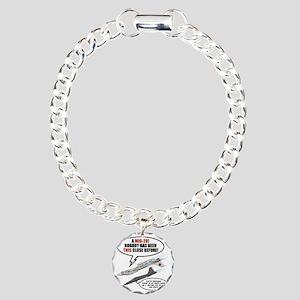 Top Fun Charm Bracelet, One Charm