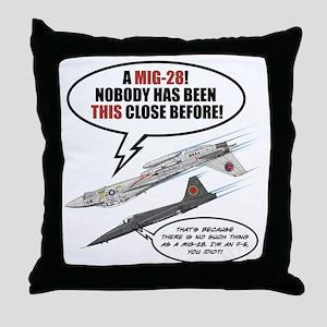 Top Fun Throw Pillow