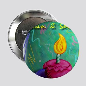 """Another Year Clean and Sober 2.25"""" Button"""