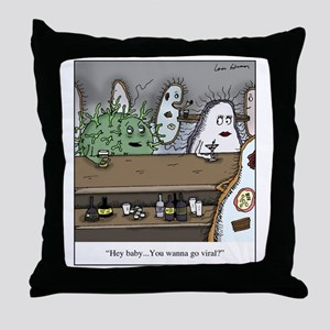 Wanna go viral? Throw Pillow