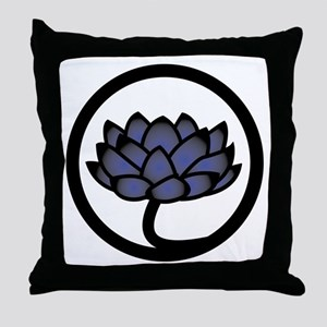 Planeswalkers Library Logo Throw Pillow