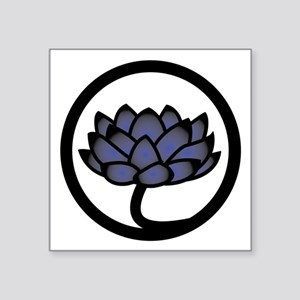 "Planeswalkers Library Logo Square Sticker 3"" x 3"""
