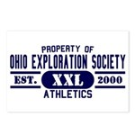 OES Postcards (Pkg of 8)