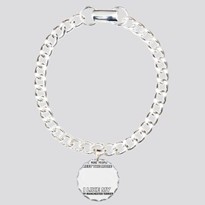 I like my Toy Manchester Charm Bracelet, One Charm