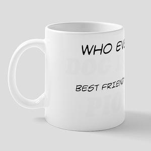 never had a Pionus Mug