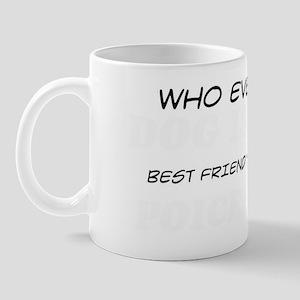 never had a Poicephalus Mug