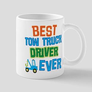 Best Tow Truck Driver Ever Mugs