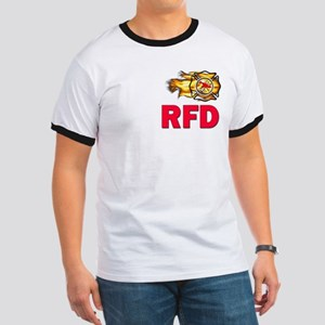 RFD Fire Department Ringer T