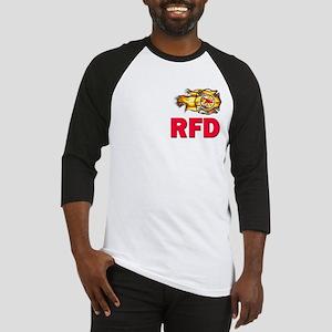 RFD Fire Department Baseball Jersey