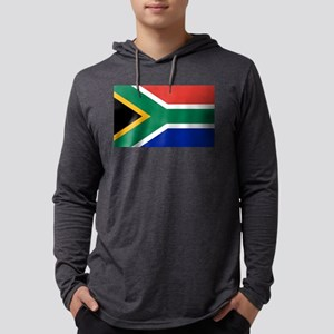 Flag of South Africa Long Sleeve T-Shirt