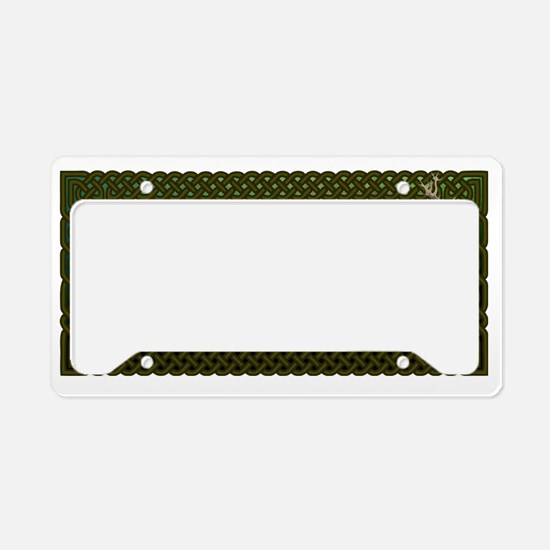 Magical Chase License Plate Holder