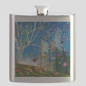Fairy Artist Flask
