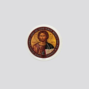 Jesus Prayer Mini Button