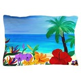 Tropical Pillow Cases