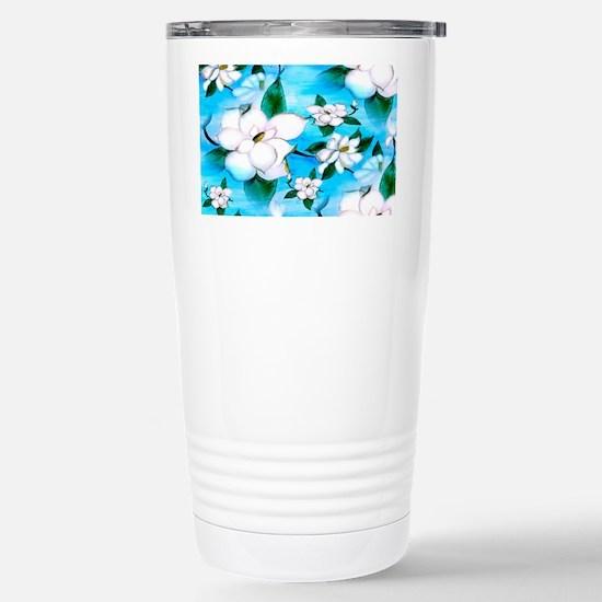 Magnoia art Stainless Steel Travel Mug