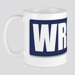 Writer Bullet-Proof Patch Mug