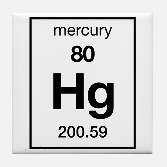 What is mercury on the periodic table brokeasshome periodic table mercury coasters cork puzzle tile urtaz Choice Image