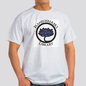 Planeswalkers Library Logo Light T-Shirt