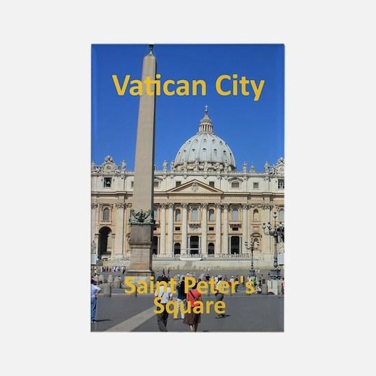 VaticanCity_8.887x11.16_iPadSleev Rectangle Magnet