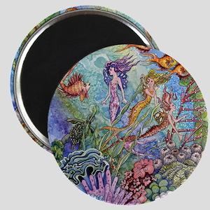 Mermaid Shower! Magnet